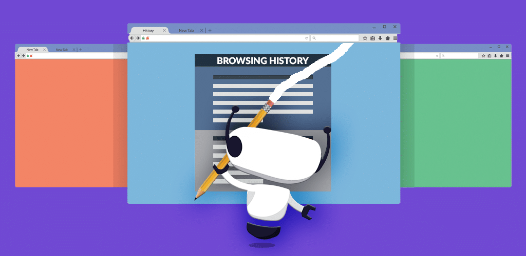 Privacy Tip of the Week: Erase Your Browsing History