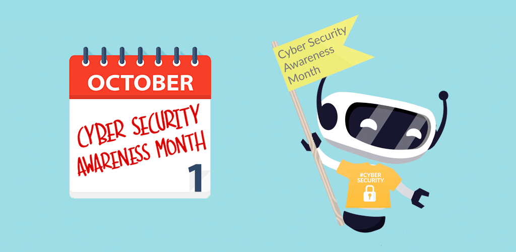 Privacy Tip of the Week: Support Cyber Security Awareness Month