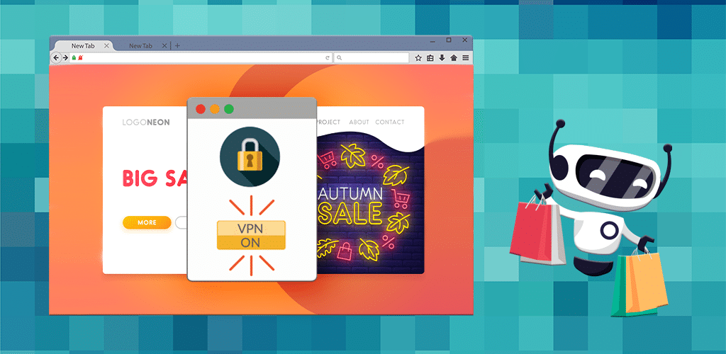 Shop Online With a VPN for Better Encryption and Better Deals